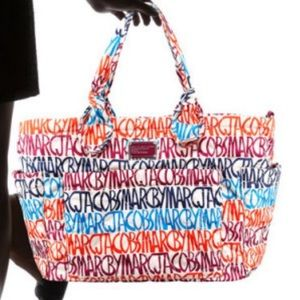 Marc by Marc Jacobs Eliza Baby Bag Multicolor